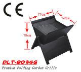Le charbon de bois Barbecue de jardin pliable Premium Grills (PLT-8034G)