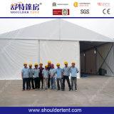 Grande tente d'entrepôt de tente avec le polyester PVC-Enduit