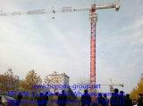 Flache Oberseite-Turmkran