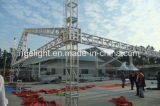 Équipement de scène Équipement de toit Aluminium Spigot Truss