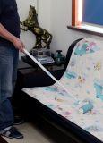 Rullo lavabile del lint del dispositivo di rimozione del lint della spazzola del panno della spazzola del lint per la polvere di pulizia (6203)