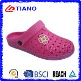 Clogs женщин ЕВА чисто цвета удобные напольные (TNK35818)