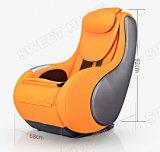 Cadeira da massagem do escritório portátil da L-Trilha elétrica do cuidado do corpo mini