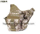 Saco impermeável ao ar livre do bloco da caixa do ombro de Camouflagemilitary único