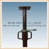 Tipo ligero / Andamio de acero pesado Apoyo ajustable del apuntalamiento