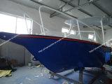 Schönes Aluminiumlegierung-Fischerboot durch fünf Personen