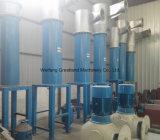 서류상 기계 물 서류상 재생 생산 라인을%s 높은 견실함 세탁기술자