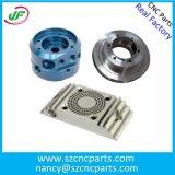 A peça de automóvel do torno da precisão que faz à máquina o torno do CNC parte as peças de automóvel