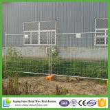 Verkaufs-Aufbautemp-Zaun des China-Lieferanten-2.1mx2.4m heißer