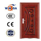 Популярные продавать Sunproof вход безопасности стальные двери (W-SZ-04)