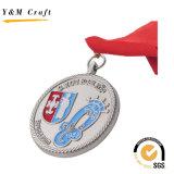 Antike Weißblech-kundenspezifische Medaille für Ehre Ym1174