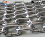 De concurrerende Keten van de Link van het Roestvrij staal van de Prijs Ss304/Ss316 Gelaste Lange
