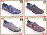 Les chaussures des hommes de toile de loisirs de confort (SD8230)