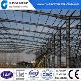 Estructura de acero galvanizada