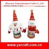 Рождественские украшения (ZY15Y041-1-2) Рождество Photo Jar сувениры ручной работы