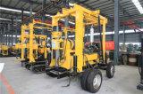 Perforación de Pozos de agua montada en el tractor Rig, Core Dril y plataforma de perforación de exploración para la venta