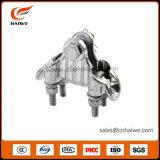 Trunnion струбцины подвесного кабеля Cgh алюминиевого сплава