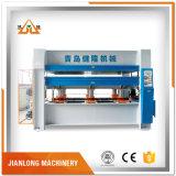 Máquina de prensa caliente de una sola capa para puerta