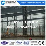 El chino prefabricado Industrial Estructura de bastidor de acero de almacén o taller