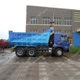 Sinotruk HOWO A7 6X4 pesadas Dumper camiones Dumping volquete
