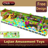 CE Hot Style Grand environnement Indoor Playground (T1270-2)