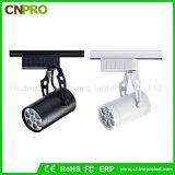 7W LED Spur-Licht für Bekleidungsgeschäft-dekorative Beleuchtung strahlt Spur-Licht-Lampen an