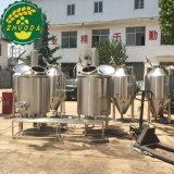 2bbl si dirigono la piccola micro strumentazione della fabbrica di birra della birra