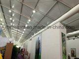 tenda di mostra della portata di 40m grande per il commercio giusto Corridoio