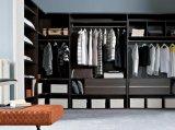 寝室の家具の一定の木のワードローブか戸棚