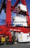 고무 타이어 미사일구조물, 레일을 설치하는 콘테이너 미사일구조물 기중기 (RTG) (RMG)를 위한 지적인 리튬 건전지 팩