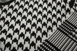 Cuello redondo de encargo jacquard suéter Pullover Hombres