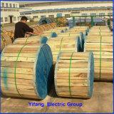 4 câble d'alimentation 0.6 /1kv Copper du noyau 95 120mm
