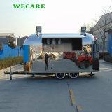 판매를 위한 전기 이동할 수 있는 거리 음식 캐라반