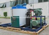 Máquina de fatura de gelo quente do floco das vendas para o anúncio publicitário do supermercado