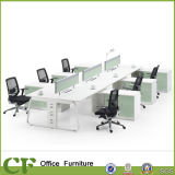 Divisórias de partição Office modernas Divisão de computadores
