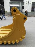 Acessório da máquina escavadora do fornecedor de China da cubeta do Dustpan da máquina escavadora