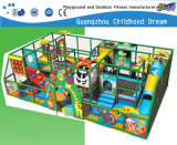 Indoor Closed Playground Naughty Castle con CE (A-08701)