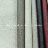 Smooth Surface Furniture Leather en cuir PU (QDL-FP001)