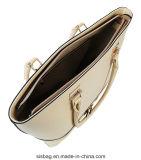 Sacola Bege Nova Moda Sacola PU Shopping Bag