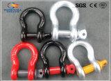 造られた鋼鉄G209ねじPinの手錠か弓手錠