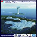 Estrutura de aço de construção em aço com fabricante profissional