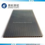 ZonneBlad van het Polycarbonaat van 100% het Maagdelijke Materiële UV Met een laag bedekte
