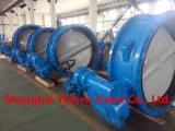 Elektrischer betätigter Flansch-Typ Ventilations-Drosselventil (TD941W)