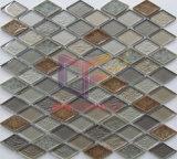 Glasmosaik mit keramischem Misch für Küche (CST211)