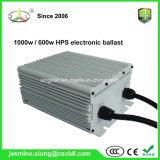 Le ballast 1000watt de Digitals refroidi par ventilateur pour élèvent la lumière