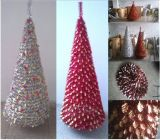 チンサルのクリスマスツリー、季節的な木または装飾