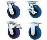 Heavy Duty doble rodamiento de bolas giratorias Er azul (Z12-01/01A/01B/02-100/125/150/200-522L)