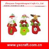 크리스마스 훈장 (ZY14Y173-3-4 32CM) 크리스마스 사정