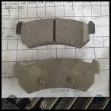 Garnitures de frein réglées de garniture de frein arrière D1036 pour Chevrolet Lacetti Optra