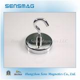 Assemblea di magneti di ceramica permanente potente, ami magnetici